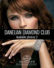 danelian diamond club advertisement