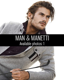 man & manetti advertising campaign