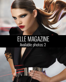 Elle magazine, be witched